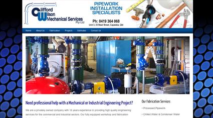 cw-mechanical-website