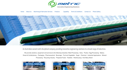 metric-website